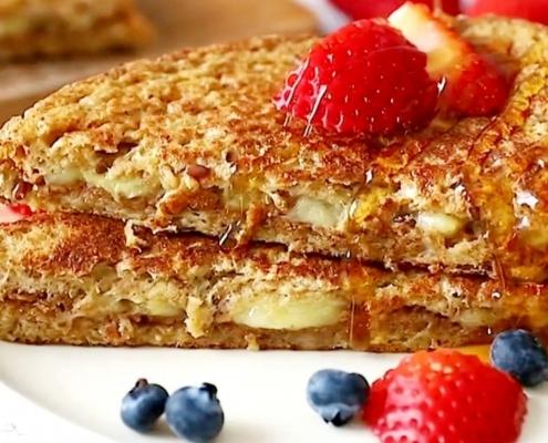 Υγιεινά Pancakes