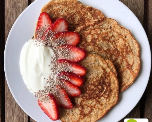 brunch - pancakes